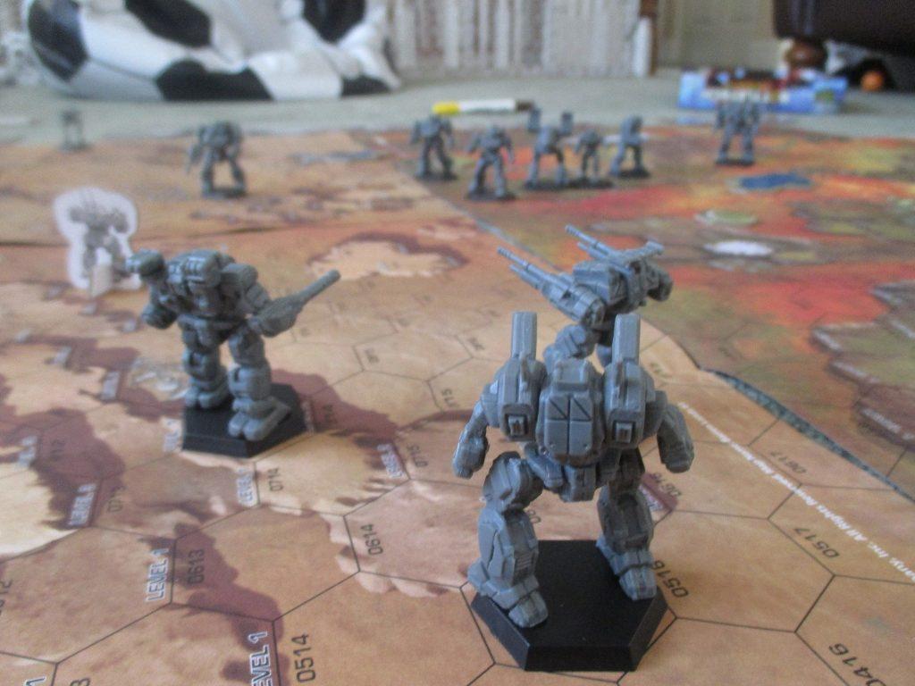 battletech alpha strike gameplay 2