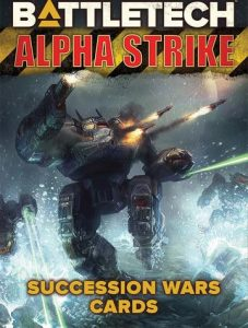 BattleTech Alpha Strike succession wars cards