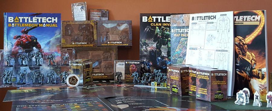 battletech accessories