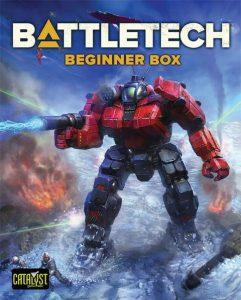 battletech beginner box front