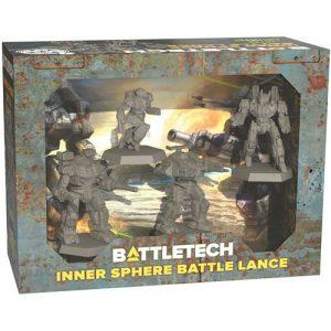 battletech force pack inner sphere battle lance