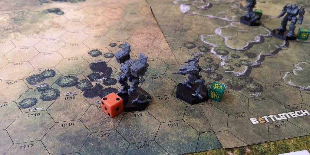 battletech gameplay