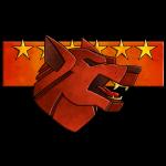 clan wolf logo