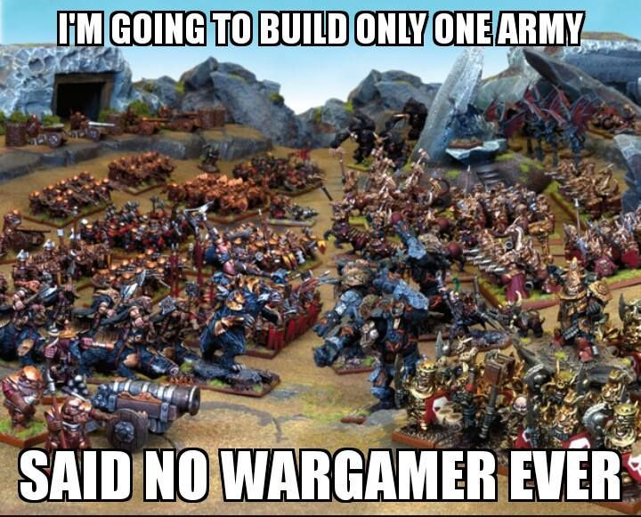 what is the best warhammer 40K starter army