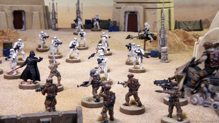 star wars legion battle