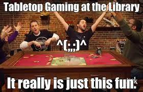 what is tabletop gaming